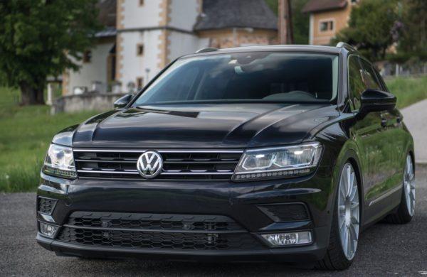 VW Tiguan NF